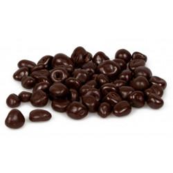 Černý rybíz v hořké čokoládě